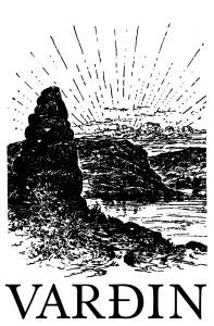 Varðin logo